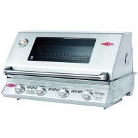 S3000S 4 Burner Built in Barbecue Only (Stainless Steel Pack) - Beefeater