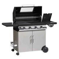 1100E 4 Burner Barbecue Complete Set - BeefEater