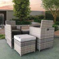 Adare Balcony Cube Set
