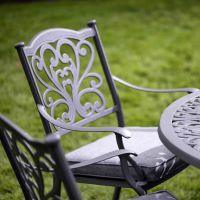 Hampshire Chair in Grey