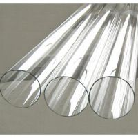 Glass Tube Replacement for Tahiti Flame Heater