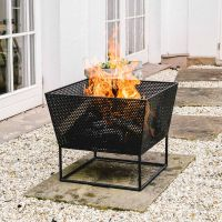 Norfolk Black Iron 52cm Firebowl