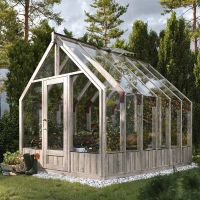 The Heritage 8.2 Greenhouse (8ft x 12ft)