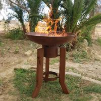 Redfire Fire Pit Woody