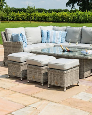 How to Choose Quality Rattan Garden Furniture Sets