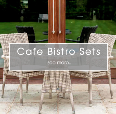 Commercial Cafe Bistro Sets