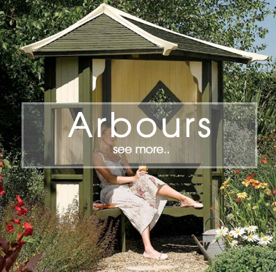 Outdoor Garden Shelter - Arbours