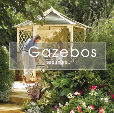 Outdoor Garden Shelter - Gazebos