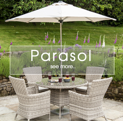 Outdoor Garden Shelter - Parasols